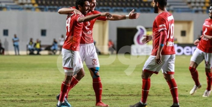 Urgent .. Azzaro and Al - Shahat lead Ahli in front of the righteousness .. And Lotfi in the keeper