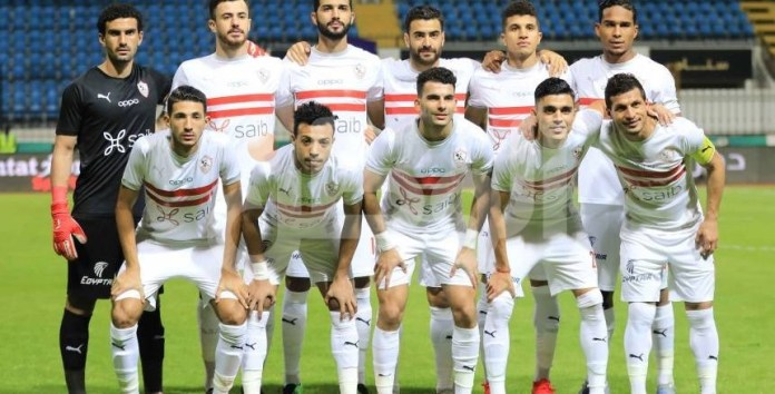 Zamalek's list for the El Gouna match... wholesale absences... and the use of juniors