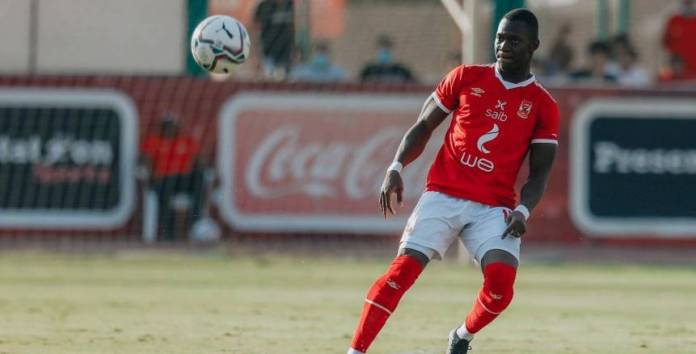 The first response from Manchester United about his desire to include Aliou Diang: We are following him against Esperance
