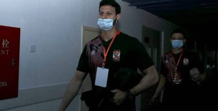 The coach of the guards of the national team announces the injury of Mohamed El-Shennawi