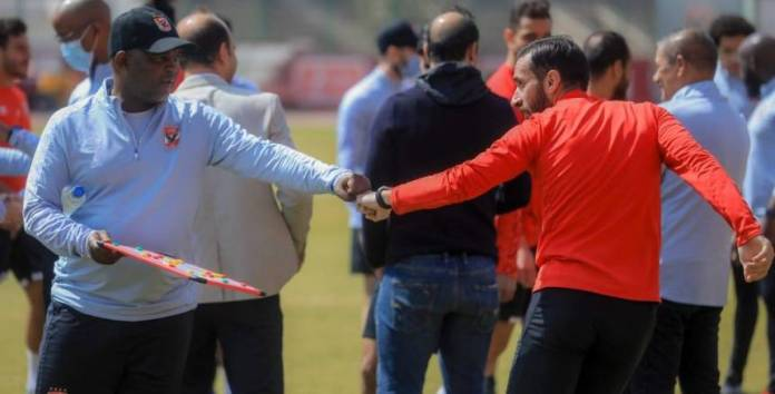 Al-Ahly's doctor raises Musimani's anxiety before meeting Zamalek, due to a reasonable, sole and honorable one