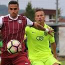 CFR Cluj a învins Viitorul cu 2-0