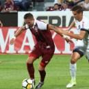 CFR Cluj a învins Dinamo București. Clujenii au câștigat cu 1-0
