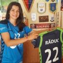 Elena Răduc, transferată la Olimpia Cluj