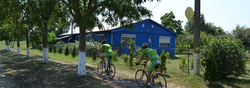 ClujToday.ro: Doi clujeni pedalează până pe Mont Blac în scop caritabil