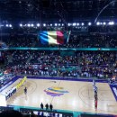 Înfrângere pentru România în partida de debut la EuroBasket