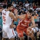 Croația a bătut Muntenegru și merge mai departe în optimi la Eurobasket