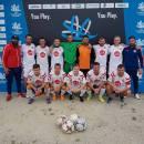 Luceafărul Cluj, printre cele mai bune opt echipe din Europa la minifotbal