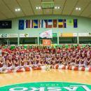 Majoretele Casei de Cultură a Studenţilor din Cluj, campioane europene
