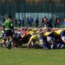 Rugby masculin: Universitatea Cluj, înfrântă de campionii de la Timișoara Saracens