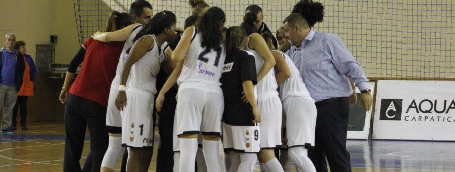 Baschet feminin: Universitatea Cluj, învinsă de Universitatea Alba Iulia