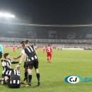 Meci extraordinar făcut de Universitatea Cluj în Cupa României. Studenții au fost eliminați de Dinamo București la penalty-uri