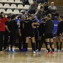 Patrulater amical pentru echipa de handbal feminin a Universității Cluj