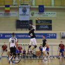 Volei masculin: Universitatea Cluj a câștigat la Timișoara