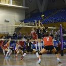 Volei feminin: U NTT Data, eliminată din Cupa României