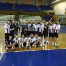 Volei masculin: Victorie pentru Universitatea Cluj împotriva CSU UV Timișoara