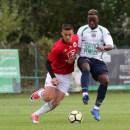 FC Universitatea Cluj a învins Sănătatea Cluj în fața a 6.000 de spectatori