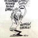 ClujToday.ro: FADERE dă în judecată Charlie Hebdo pentru caricatura neinspirată cu Simona Halep