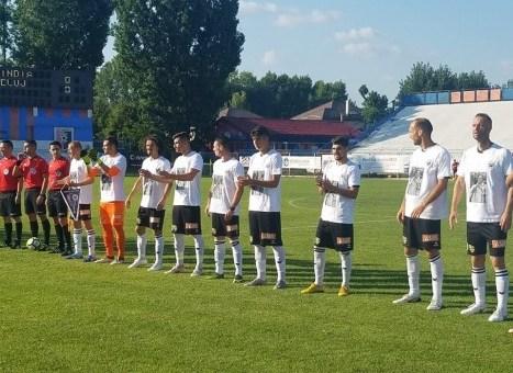 Prima înfrângere în Liga a II-a pentru Universitatea Cluj