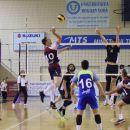 Volei masculin: Universitatea Cluj, înfrântă de Unirea Dej