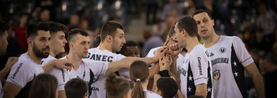 U-BT s-a calificat în Final Four-ul Cupei României