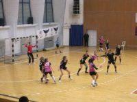 Handbal feminin: Universitatea Cluj a învins Știința Bacău
