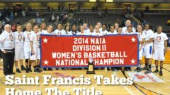 Saint Francis Beats College of the Ozarks, Wins First National Title
