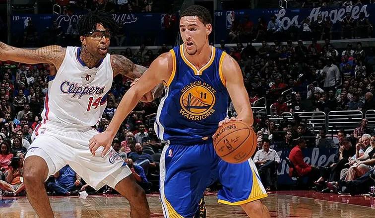 Clay Thompson: Warriors