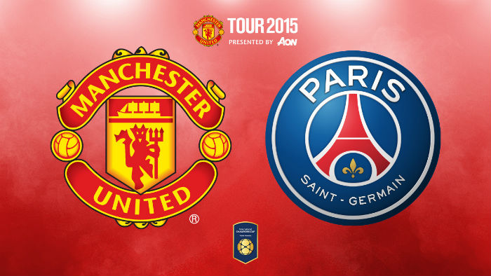 Manchester United v PSG Live