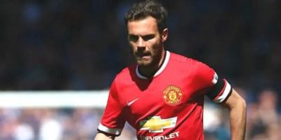 Juan Mata: Manchester United Premier League