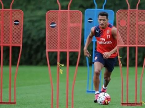 Alexis Sanchez: Arsenal Chile