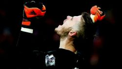 Manchester United: De Gea To Miss Midtjylland 2nd Leg