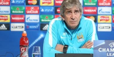 Manuel Pellegrini of Manchester City: Arsenal next