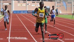 Jamaica's Taylor Eased Into CARIFTA GAMES 400m Final: Watch Live