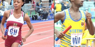 2016 Penn Relays Day 2 live streaming and results