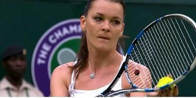 Agnieszka Radwanska Wimbledon