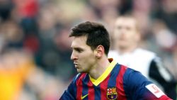 VIDEO: Messi, Barcelona Hammer Celtics 7-0