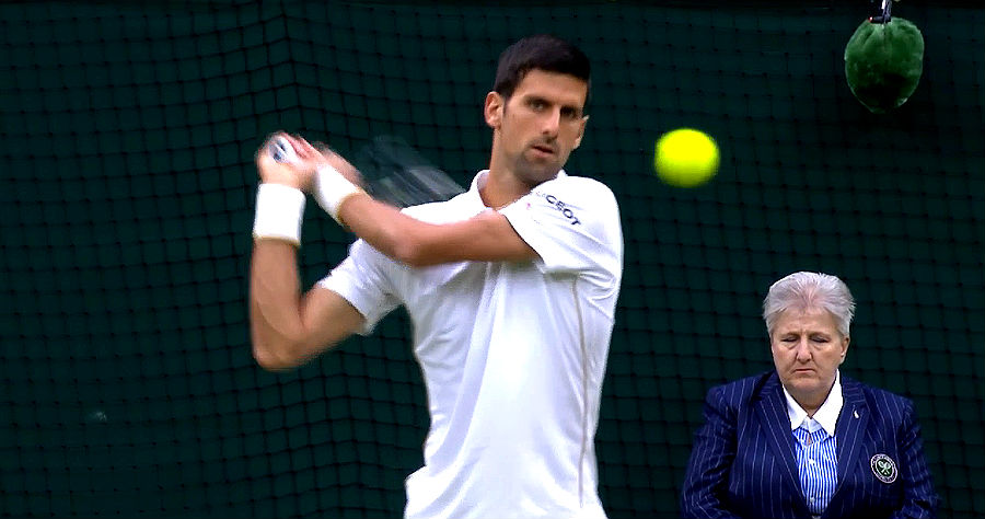 Novak Djokovic: Wimbledon 2016