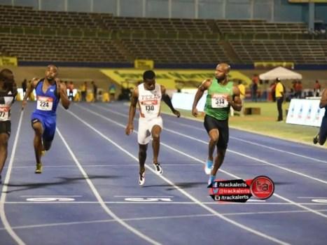 Jamaica Olympic Trials