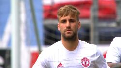 Luke Shaw: Mourinho Gives Full-Backs Attacking Freedom