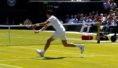 UPDATED: Wimbledon 2016 Men's Semi-Finals Results