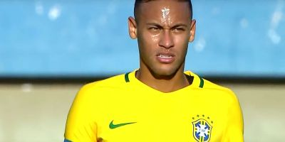 Neymar, World Cup Brazil at Rio 2016