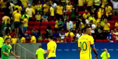 Neymar and Brazil Rio 2016 Olympic Games
