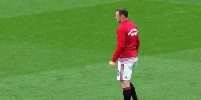 Wayne Rooney: EPL Manchester United