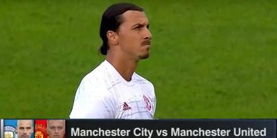 Zlatan Ibrahimovic: Manchester United