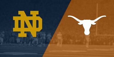 Notre Dame at Texas College Football