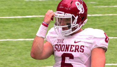 College Football Schedule: Oklahoma, Colorado Hope To Stay In CFP Race