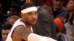 Carmelo Scores 22, New York Knicks Beat Nets, 110-96
