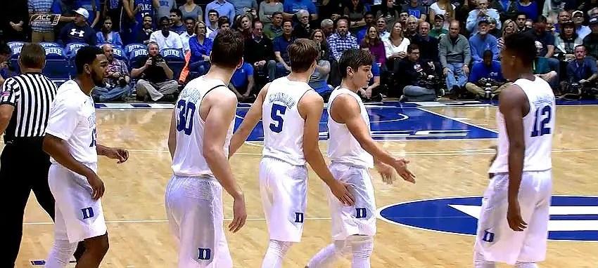 College Basketball Scores: AP Top 25 Duke