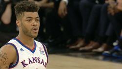 Frank Mason Leads No. 3 Kansas Past No. 4 Baylor in Big 12 Game